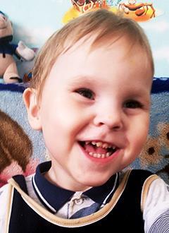 Тимофей Приказчиков, 4 года, детский церебральный паралич, требуется лечение. 199430 руб.