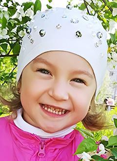 Василиса Овсянникова, 3 года, детский церебральный паралич, требуется лечение. 199430 руб.
