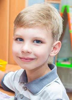 Гера Малыхин, 6 лет, врожденный порок сердца, спасет эндоваскулярная операция, требуется окклюдер. 182556 руб.