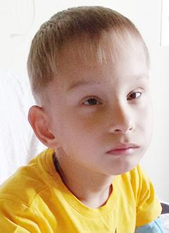 Матвей Осипов, 9 лет, детский церебральный паралич, требуется лечение. 199430 руб.