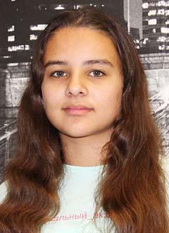 Милана Тарасова, 12 лет, правосторонний сколиоз 3-й степени, требуется ортопедический корсет. 145390 руб.