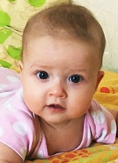 Варя Соколовская, 5 месяцев, врожденный порок сердца, спасет операция. 243723 руб.