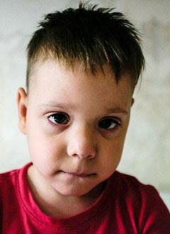Миша Потапов, 4 года, Spina bifida, требуется лечение и обследования. 658317 руб.