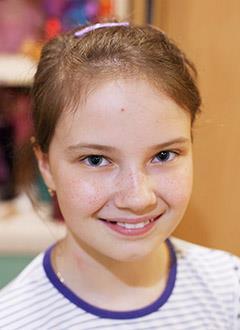 Поля Герасименко, 11 лет, сахарный диабет 1-го типа, требуется инсулиновая помпа и расходные материалы к ней. 208945 руб.