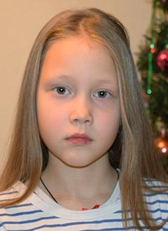 Арина Пюрко, 9 лет, сахарный диабет 1-го типа, требуются расходные материалы к инсулиновой помпе. 133675 руб.