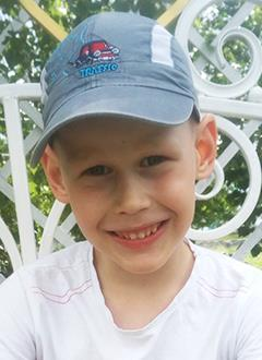 Дима Чуев, 6 лет, врожденный порок сердца, спасет эндоваскулярная операция. 396029 руб.