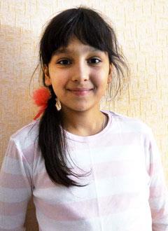 Лена Черноморец, 12 лет, сахарный диабет 1-го типа, требуются расходные материалы к инсулиновой помпе. 133675 руб.