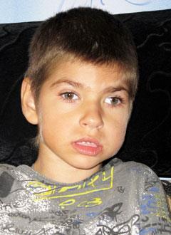 Егор Лиман, 5 лет, врожденный порок развития головного мозга, требуется лечение. 199430 руб.