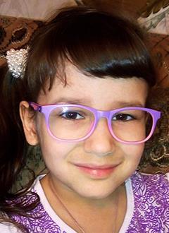 Вероника Дьяконова, 6 лет, первичный иммунодефицит, требуется лекарство. 35830 руб.