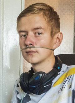Олег Курсин, 17 лет, экзогенный аллергический альвеолит, легочная гипертензия, спасет лекарство. 677908 руб.