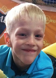 Виталик Арбузов, 7 лет, детский церебральный паралич, требуется лечение. 199430 руб.