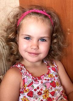 Алиса Медоева, 3 года, врожденный порок сердца, спасет эндоваскулярная операция, требуется окклюдер. 157325 руб.