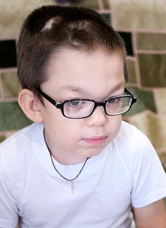 Максим Копытин, 6 лет, редкое генетическое заболевание – мукополисахаридоз 2-го типа, синдром Хантера, спасет лекарство. 1862638 руб.
