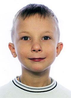 Степа Савин, 9 лет, синдром жаберных дуг, требуется ортодонтическое лечение. 100000 руб.