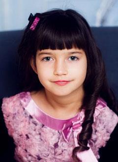 Милена Прошенкова, 9 лет, атрофия зрительных нервов, требуется электронный видеоувеличитель. 92225 руб.