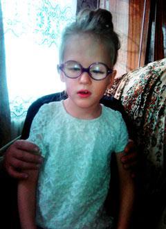 Варя Шульга, 5 лет, детский церебральный паралич, требуется лечение. 199430 руб.