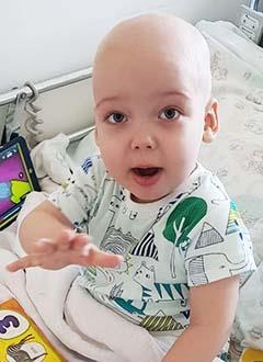 Ваня Ковалев, 2 года, острый лимфобластный лейкоз, требуются лекарства. 1477105 руб.