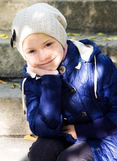 Даша Гетман, 7 лет, сахарный диабет 1-го типа, требуется инсулиновая помпа и расходные материалы к ней. 208945 руб.