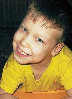 Даня Галкин, 10 лет, детский церебральный паралич, требуется лечение. 199430 руб.