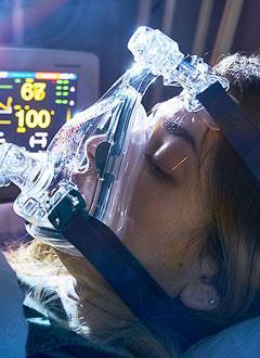 Диана Лазгиян, 17 лет, центральный гиповентиляционный синдром (недостаточная вентиляция легких) с остановками дыхания, спасет установка диафрагмального стимулятора. 7891531 руб.