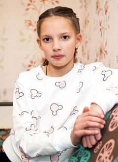 Вета Усольцева, 12 лет, карцинома (злокачественная опухоль) печени, спасет лекарство. 881400 руб.