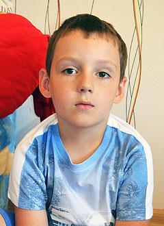 Саша Пономарев, 6 лет, редкая доброкачественная опухоль головного мозга – гамартома гипоталамуса, требуется обследование в госпитале Западного Чуо (Ниигата, Япония). 2205396 руб.