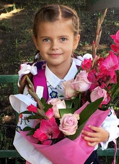 Милана Рамеева, 7 лет, врожденный порок сердца, спасет эндоваскулярная операция, требуется окклюдер. 201810 руб.