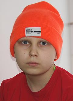 Игорь Чащин, 14 лет, злокачественная опухоль – лимфома брюшной полости 3-й стадии, требуются лекарства. 444308 руб.