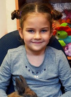 Даша Медведева, 5 лет, двусторонняя сенсоневральная тугоухость 4-й степени, требуются слуховые аппараты. 219062 руб.