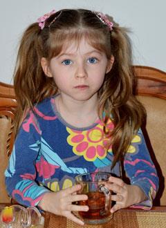 Поля Дзюба, 4 года, врожденный гиперинсулинизм, требуется лекарство. 118157 руб.