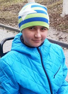 Динар Джалилов, 16 лет, прогрессирующая мышечная дистрофия Дюшенна, требуется электрический подъемник. 154830 руб.