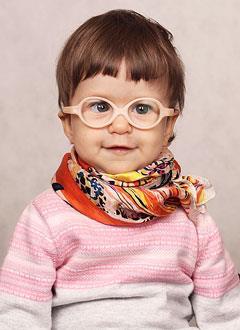 Лиза Кайль, полтора года, гипоксически-ишемическое поражение центральной нервной системы, требуется лечение. 199430 руб.