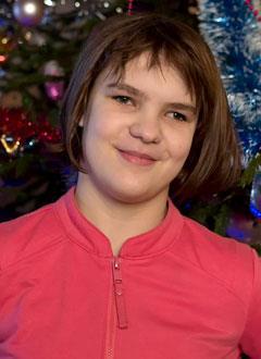 Василина Ленева, 13 лет, ампутационные культи бедер, требуются модульные протезы. 954123 руб.