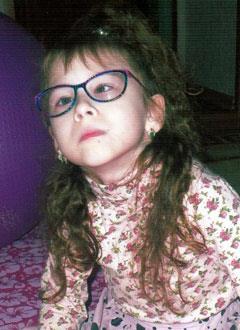 Даша Кулакова, 7 лет, детский церебральный паралич, требуется лечение. 199430 руб.