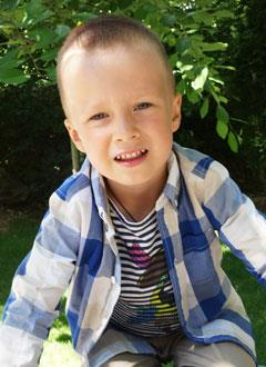Дима Бородин, 6 лет, врожденный порок сердца, спасет эндоваскулярная операция. 339063 руб.