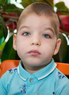 Саша Гагарин, 3 года, врожденный гиперинсулинизм, требуется лекарство. 156396 руб.