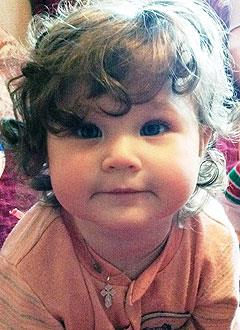Кира Евстигнеева, полтора года, врожденный гиперинсулинизм, требуется лекарство. 797475 руб.
