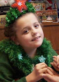 Соня Давыдова, 11 лет, детский церебральный паралич, требуется лечение. 199430 руб.
