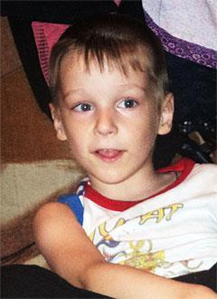 Богдан Рощупко, 9 лет, детский церебральный паралич, требуется заправка баклофеновой помпы. 286440 руб.