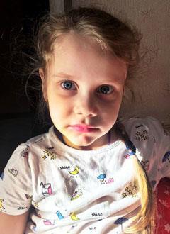 Лера Седакова, 4 года, папилломатоз гортани, требуется хирургическое и медикаментозное лечение в Центре голоса Есон (Сеул, Корея). 1669815 руб.