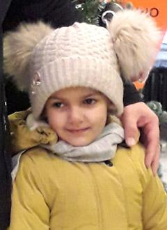 Айнур Маммадова, 6 лет, злокачественная опухоль — нейробластома забрюшинного пространства, спасет трансплантация костного мозга. 2170000 руб.