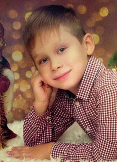 Ваня Шабалин, 6 лет, врожденный порок сердца, спасет эндоваскулярная операция, требуется окклюдер и расходные материалы. 270752 руб.