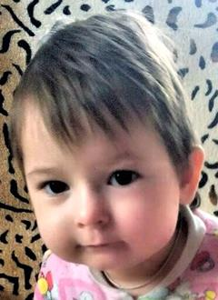 Вероника Казинкина, полтора года, последствия вирусной нейроинфекции, симптоматическая эпилепсия, требуется лечение. 199430 руб.