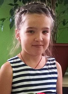 Маша Румянцева, 8 лет, сколиоз 3-й степени, требуется ортопедический корсет. 145390 руб.