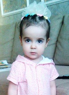 Таня Булдакова, 2 года, врожденный порок сердца, спасет эндоваскулярная операция. 339063 руб.