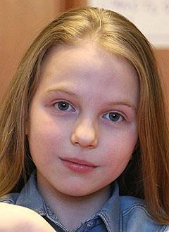 Поля Самосенко, 8 лет, врожденный порок сердца, спасут эндоваскулярные операции, требуется два окклюдера. 457387 руб.