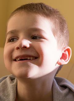 Кирилл Чернов, 5 лет, митохондриальная миопатия, требуется откашливатель. 504525 руб.