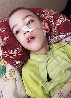 Захар Лобачев, 8 лет, функциональное нарушение пищеварения, эндобронхит, требуются кислородный концентратор, инфузомат и расходные материалы к нему. 161540 руб.