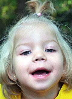 Катя Волохова, 2 года, врожденный гиперинсулинизм, требуется лекарство. 161936 руб.