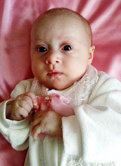 Саша Ляшенко, 3 месяца, врожденный порок сердца – тяжелый клапанный стеноз легочной артерии, спасет эндоваскулярная операция, требуется баллон и расходные материалы. 104765 руб.